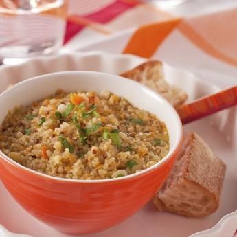 Ricetta Zuppa Ai 3 Cereali