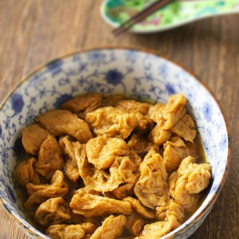 ricetta Bistecche di soia con cipolline