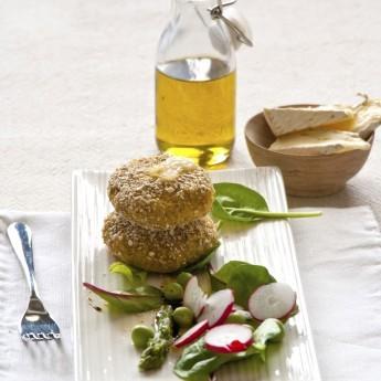 ricetta Crocchette al farro verde