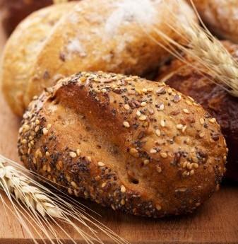 Pane Al Miglio Con Semi Di Papavero