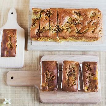 ricetta Torta di mele e grano saraceno caramellizzato