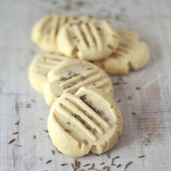 ricetta Biscotti ai semi di finocchio