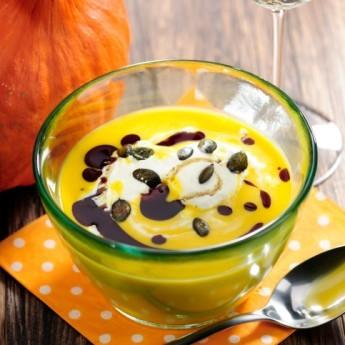 ricetta Crema di zucca e yogurt