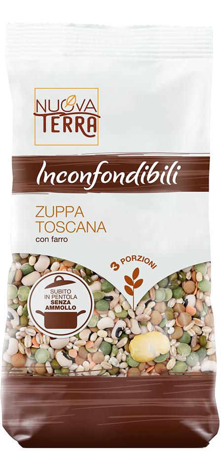ricette con Zuppa Toscana con Farro