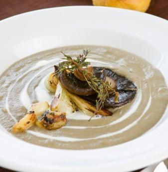 ricetta Minestra del borgo con verdure brasate