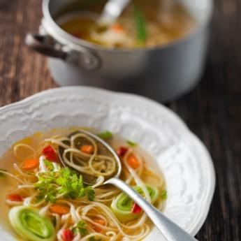 Noodles Thai In Brodo