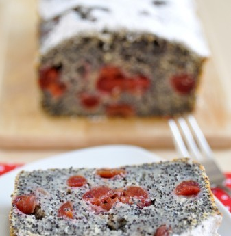 ricetta Plum cake ai semi di papavero