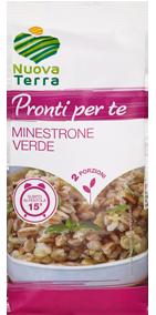 ricette con Minestrone Verde