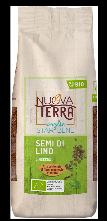 ricette con Semi di Lino Bio