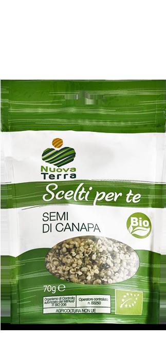 ricette con Semi di Canapa Bio