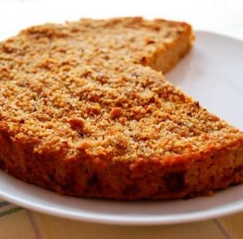 ricetta Torta di miglio e zucca