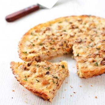 Ricetta Torta Salata Di Farro E Cavolfiori