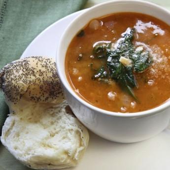 ricetta Zuppa di cipolle al cumino