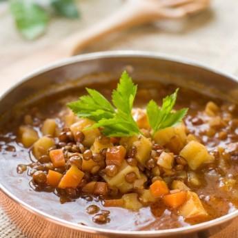 ricetta Zuppa paesana
