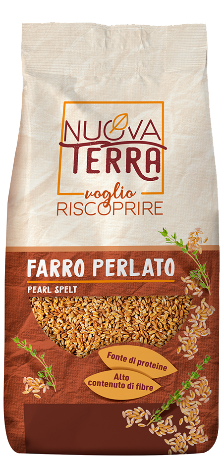 ricette con Farro Perlato
