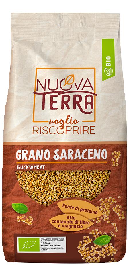 ricette con Grano Saraceno Bio