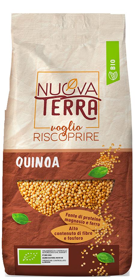 ricette con Quinoa Bio
