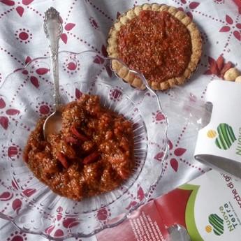 ricetta Crostatine integrali con confettura di bacche di goji e semi di anice