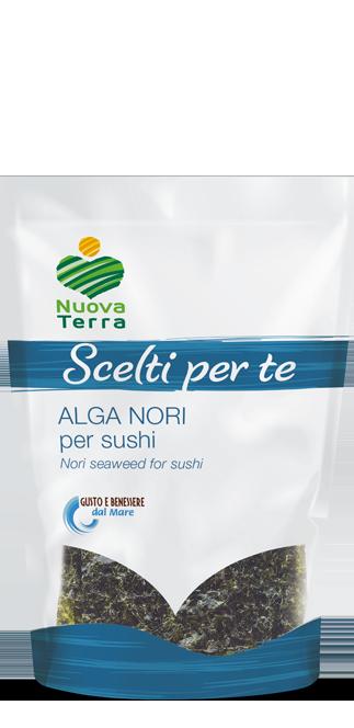 ricette con Alga Nori fogli per sushi