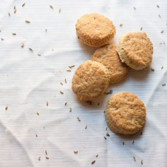 ricetta Scones con cheddar e semi di finocchio