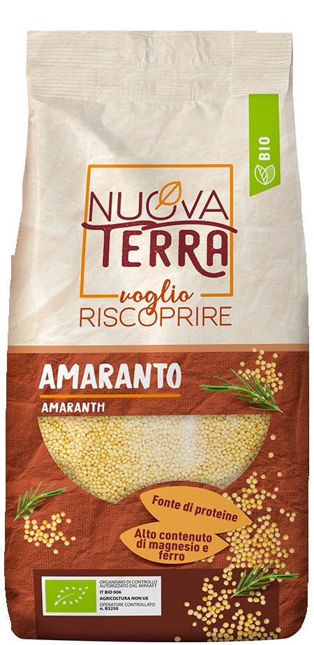 ricette con Amaranto Bio