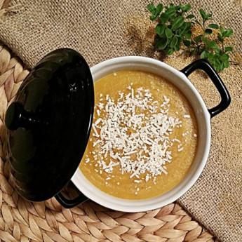 ricetta Crema di amaranto e zucca