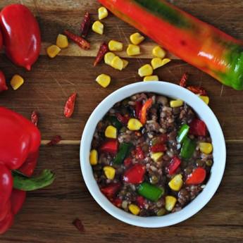 ricetta Zuppa messicana senza glutine