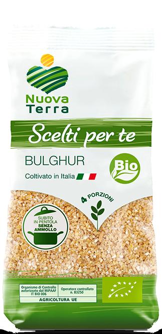 ricette con Bulghur Bio Coltivato in Italia