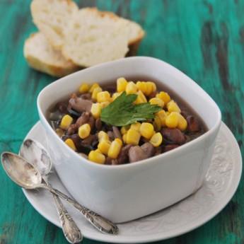 ricetta Ciccimmaretati, zuppa cilentana con cereali e legumi