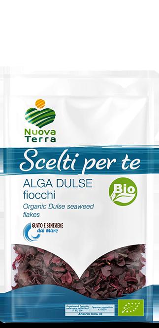 ricette con Alga Dulse in fiocchi Bio