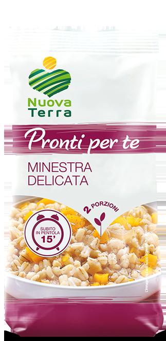 ricette con Minestra Delicata