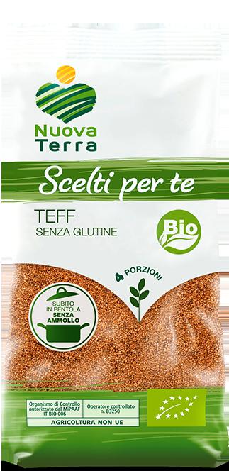ricette con Teff Bio