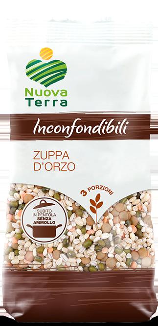 ricette con Zuppa d'Orzo