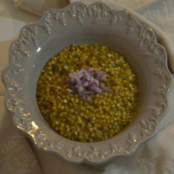 ricetta Zuppa di verdure, legumi e grano saraceno