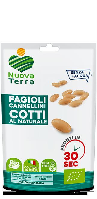 ricette con Fagioli Cannellini Bio