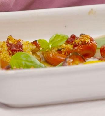 ricetta Peperoni ripieni al miglio