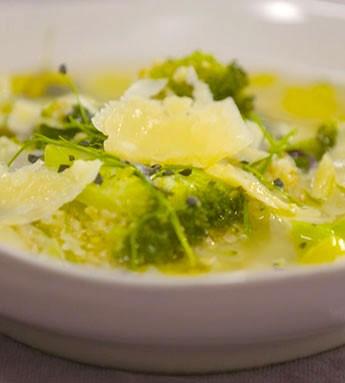 ricetta Zuppa con bulghur e verdure invernali
